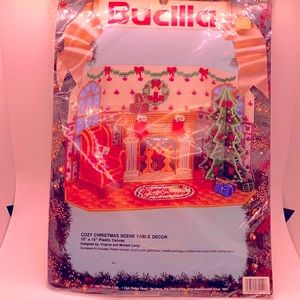 Sealed Bucilla Christmas Craft kit